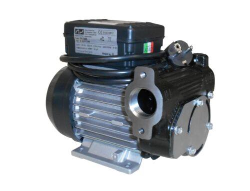 Насос для перекачки дизельного топлива 220В 70л/мин РА1 Adam Pumps (Италия) для грузовых авто