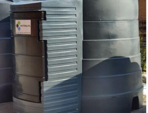 Резервуар ( ємкість, цистерна, бочка ) METRIA – 5000л для дизельного палива (Польща)