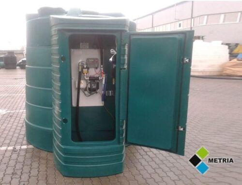 Резервуар ( емкость, цистерна, бочка ) METRIA – 5000л для дизельного топлива (Польша)
