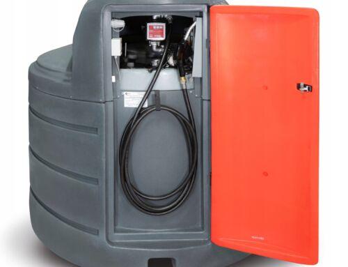 Резервуар ( ємкість, цистерна, бочка ) METRIA – 2500л для дизельного паплива (Польща)